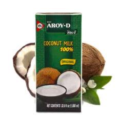 Молоко кокосовое, молоко сгущеное